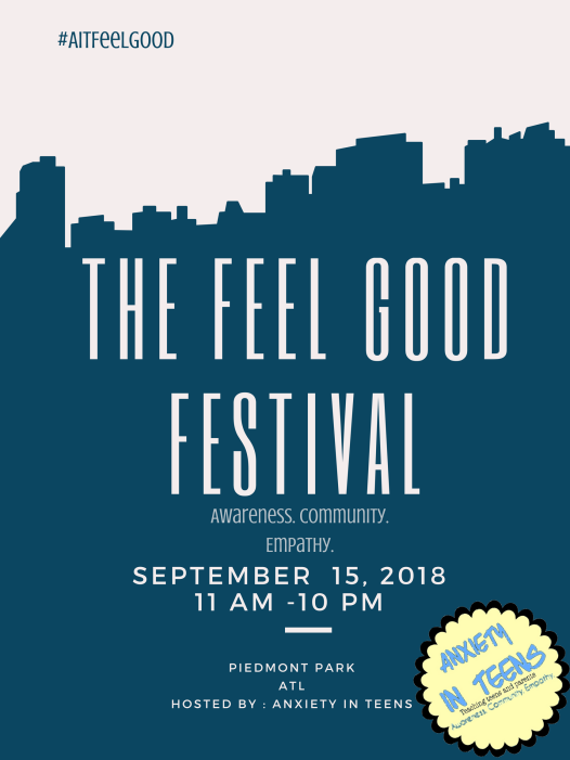 The FEEL GOOD FESTIVAL