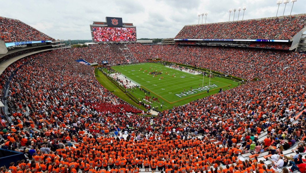 NCAA Football: Jacksonville State at Auburn